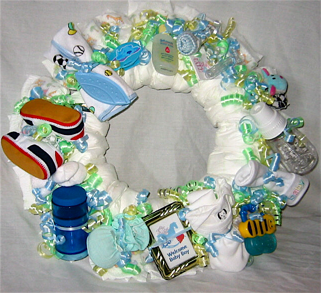 diaperwreath
