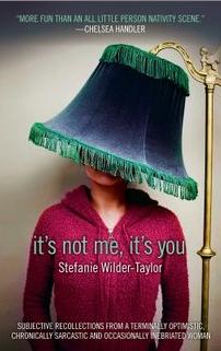 VISION QUEST: Stefanie's book